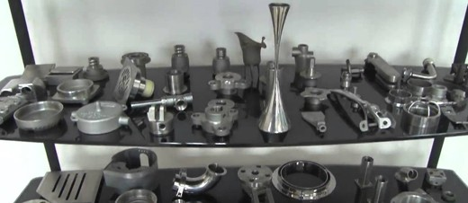 Cooling operation details in precision casting processing